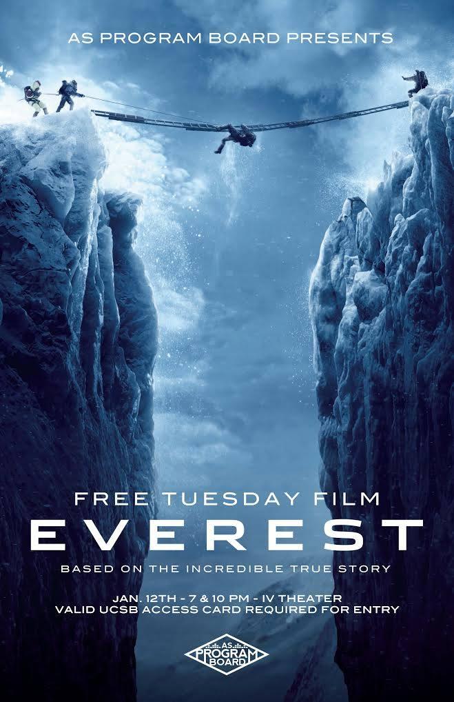 Everest Film 2021