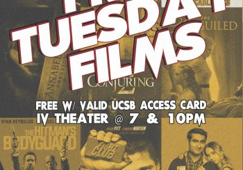 Free Tuesday Films: Fall Line Up!