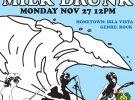 Free Noon Storke Show: Milk Drunk