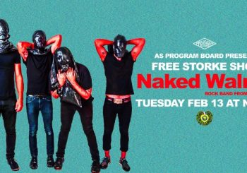 Free Noon Storke Show: Naked Walrus!