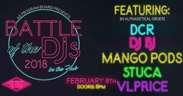 Battle of the DJs!