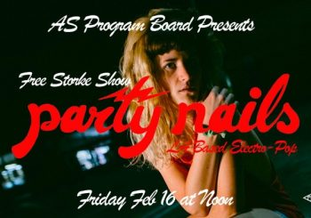 Free Noon Storke Show: Party Nails!