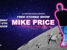 Free Noon Storke Show: Mike Price