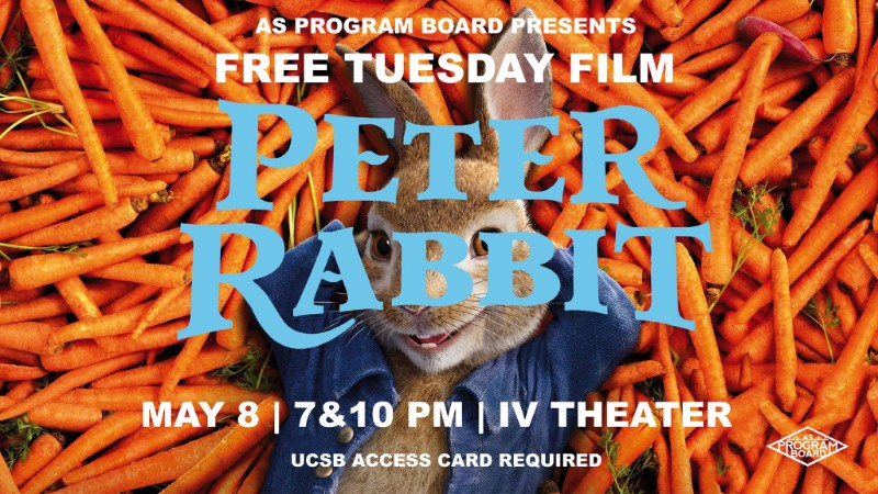 Free Tuesday Film: Peter Rabbit