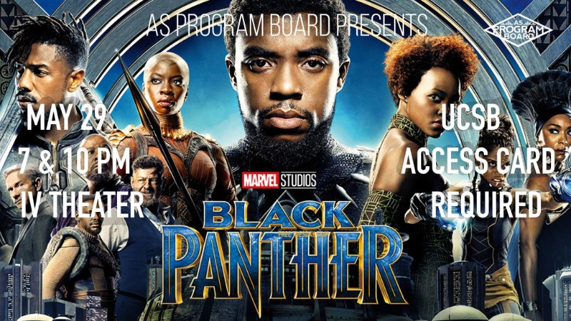 Free Tuesday Film: Black Panther