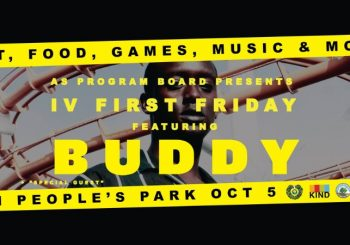 IV First Friday feat. Buddy