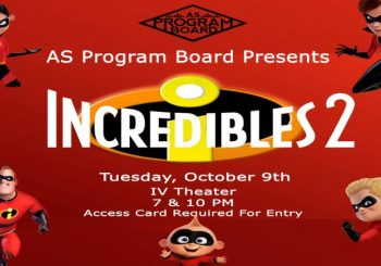 Free Tuesday Film: The Incredibles 2