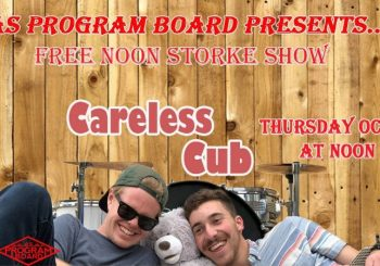 Free Noon Storke Show: Careless Cub