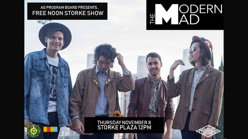 Free Noon Storke Show: The Modern Mad
