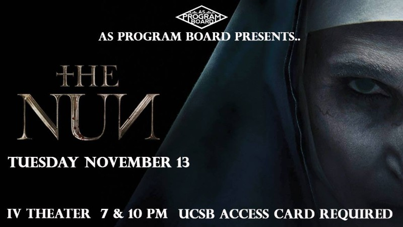 Free Tuesday Film: The Nun