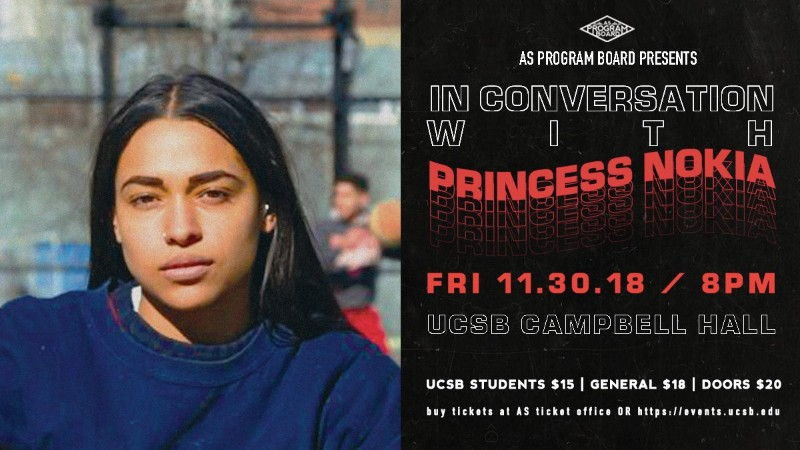 In Conversation with Princess Nokia