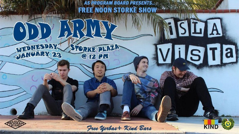 Noon Storke Show ft. Odd Army!