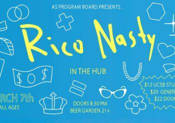 Rico Nasty in the Hub