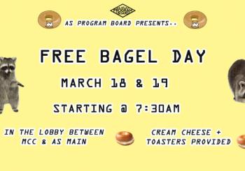 Free Bagel Days!