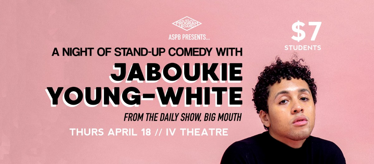A Night of Stand-Up Comedy with Jaboukie Young-White