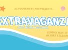 Save The Date: Extravaganza 2019