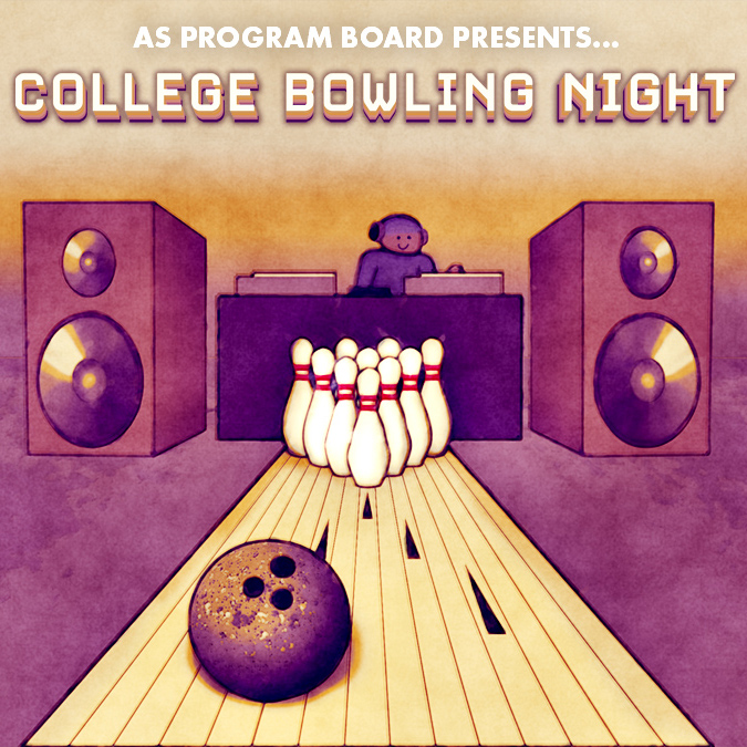 College Bowling Night at Zodo's
