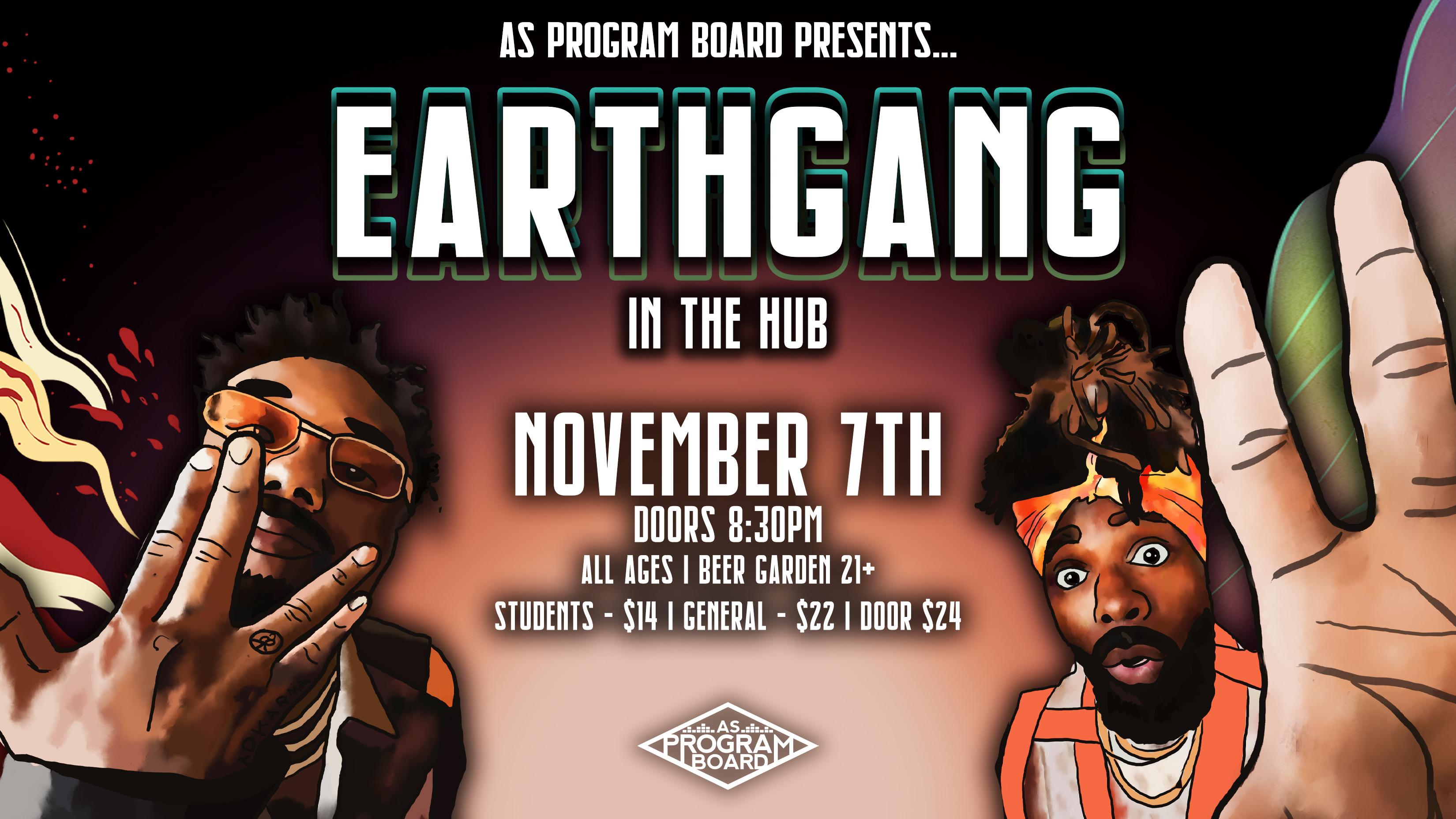 EARTHGANG in the Hub