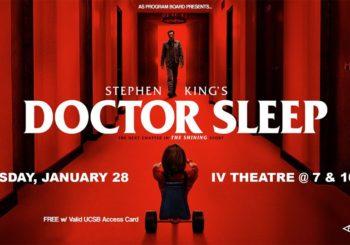 Free Film Tuesday at I.V. Theater: Doctor Sleep (1/28)