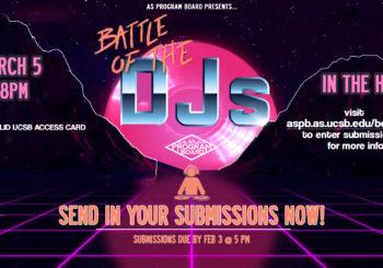BATTLE OF THE DJs 2020