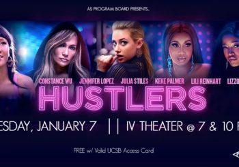 Free Tuesday Film: Hustlers 1/7