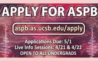 Apply for AS Program Board 2020-2021!